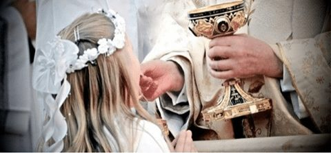 The Holy Eucharist image 1
