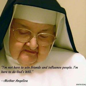 Mother Angelica Image