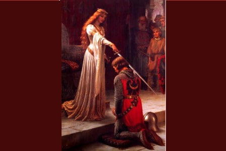 Knights' Code of Chivalry | Knights of The Holy Eucharist