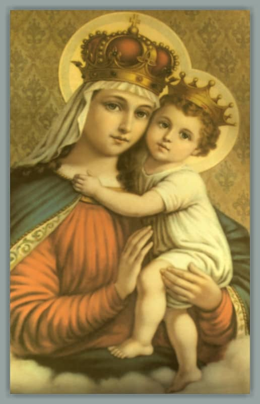 Novena to Our Lady of Good Remedy | Knights of The Holy