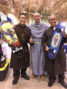 Knights at Midwest Catholic Family Conference image 2