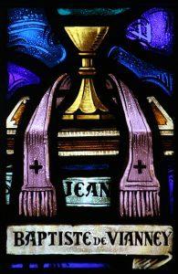 Prayer of Love by St. John Vianney image