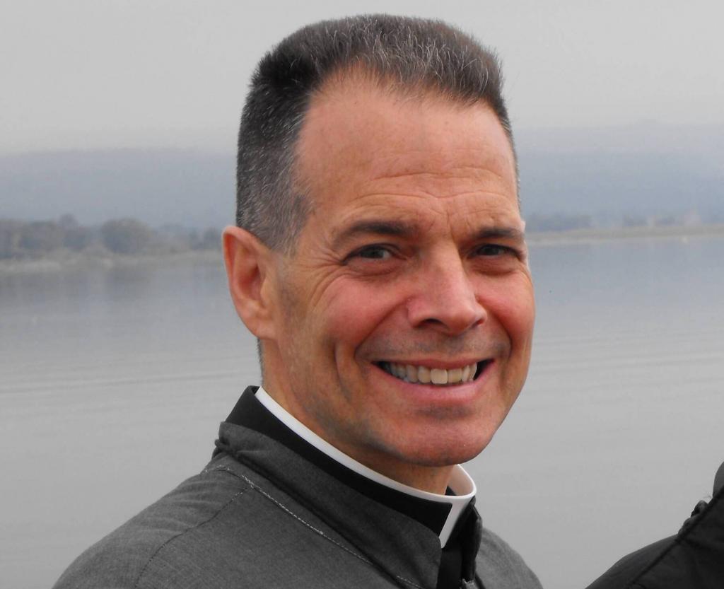 Fr. Zachary, the retreat master